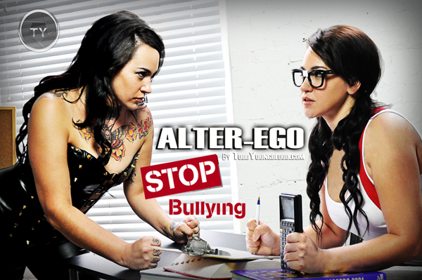 Alter-Ego Photographer Todd Youngblood No Bullying image.