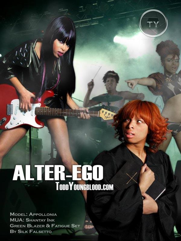 Rockstar Alter-Ego